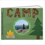2011 UU camping book - 9x7 Photo Book (20 pages)