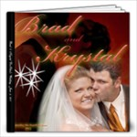 Brad and krystal 12 x 12 - 12x12 Photo Book (40 pages)