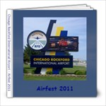 airfest 2011 - 8x8 Photo Book (20 pages)