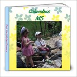 Columbus - 8x8 Photo Book (20 pages)