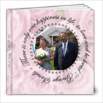 Wedding - 8x8 Photo Book (20 pages)