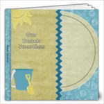 Lets Get Beachy 12x12 Photo Book - 12x12 Photo Book (20 pages)