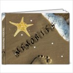 seaside book - 7x5 Photo Book (20 pages)