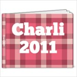 charli - 9x7 Photo Book (20 pages)