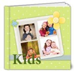 kids - 8x8 Deluxe Photo Book (20 pages)