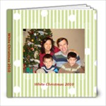 Christmas 2010 - 8x8 Photo Book (20 pages)