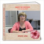 Dulce Lima Retirement - 8x8 Photo Book (20 pages)