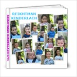 BUBBY REIKHTMAN - 6x6 Photo Book (20 pages)