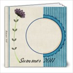 Tutti Frutti Summer 8x8 Photo Book - 8x8 Photo Book (20 pages)
