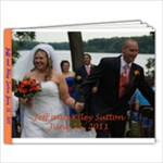Kiley and Jeff 1 - 7x5 Photo Book (20 pages)