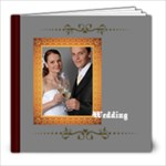 weddng - 8x8 Photo Book (20 pages)