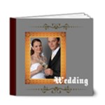 weddng - 6x6 Deluxe Photo Book (20 pages)