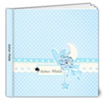 8x8 DELUXE: Precious Baby Boy - 8x8 Deluxe Photo Book (20 pages)