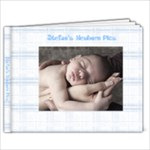 Stefan Newborn Photobook - 7x5 Photo Book (20 pages)