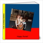 Purim / Pesach 2011 - 8x8 Photo Book (30 pages)