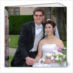 Vera & Mike wedding book: Gess Family - 8x8 Photo Book (20 pages)
