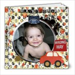 Silas First Year - 8x8 Photo Book (30 pages)
