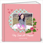 12x12: My Sweet Princess (Multiple Pics) - 12x12 Photo Book (20 pages)
