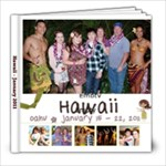 Hawaiian Vacation - 8x8 Photo Book (30 pages)