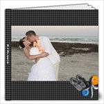 Lile Wedding (for parents) - 12x12 Photo Book (40 pages)