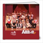 Annie Jr. - Madison - 8x8 Photo Book (20 pages)