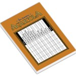 Agricola Score Pad - Large Memo Pads
