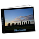 Ilha de Páscoa luxo - 7x5 Deluxe Photo Book (20 pages)