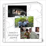updated cookbook - 8x8 Photo Book (30 pages)