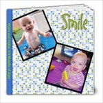 8-9 mo - 8x8 Photo Book (30 pages)