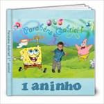Gabriel Aniversario - 8x8 Photo Book (30 pages)