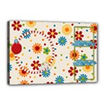Celebrate May Stretched 12x18 Canvas 1 - Canvas 18  x 12  (Stretched)