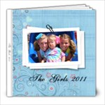 Sierra s Book - 8x8 Photo Book (20 pages)
