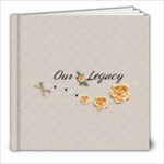 65th Anniversary book - 8x8 Photo Book (20 pages)