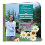 2011 SUMMER - 8x8 Photo Book (20 pages)