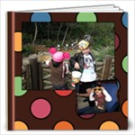 Colorful World 12x12 - 12x12 Photo Book (20 pages)