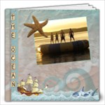 The Ocean 12x12 Photo Book (20 Pages)