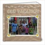 Berjaya Hill Resort trip 2011 - 8x8 Photo Book (20 pages)