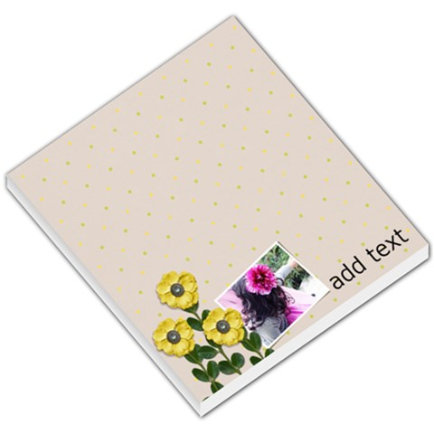Small Memo Pads  In The Garden By Jennyl   Small Memo Pads   I6645xn0yx4f   Www Artscow Com