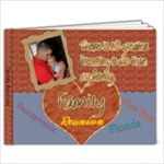 Family Reunion - 7x5 Photo Book (20 pages)