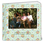 Poços Pascoa - 8x8 Deluxe Photo Book (20 pages)