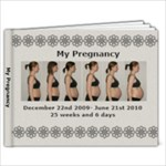 pregnancy - 7x5 Photo Book (20 pages)