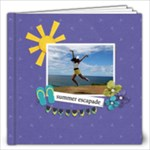 12x12 (20 pages): Summer Escapade - 12x12 Photo Book (20 pages)
