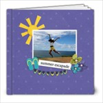 8x8 (20 pages): Summer Escapade - 8x8 Photo Book (20 pages)