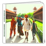 india - 8x8 Deluxe Photo Book (20 pages)