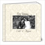 8x8 (20 pages): Minimalist (Wedding/Engagement) - 8x8 Photo Book (20 pages)