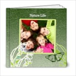nature life - 6x6 Photo Book (20 pages)