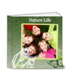 nature life - 4x4 Deluxe Photo Book (20 pages)