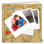 kids photo book - 12x12 Photo Book (20 pages)