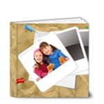 kids photo book - 4x4 Deluxe Photo Book (20 pages)