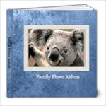 family book 1 - 8x8 Photo Book (20 pages)